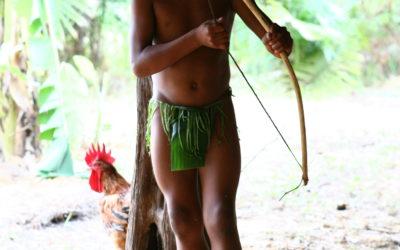 A decepção de Tiuhawi Suruwaha