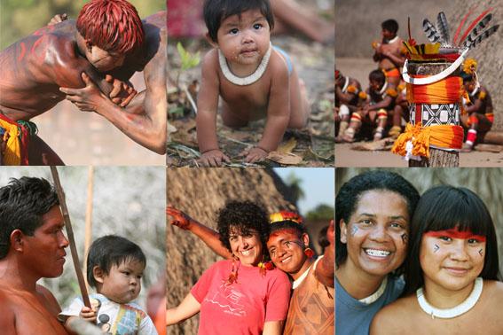 Viagem ao Xingu