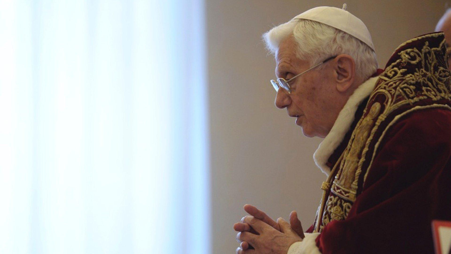 Papa Bento XVI se solidariza com luta da ATINI