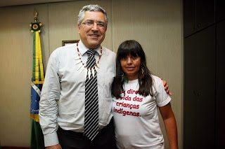 ATINI participa de reunião com Ministro da Saúde