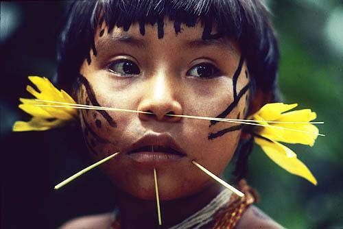 Infanticídio entre os Yanomami